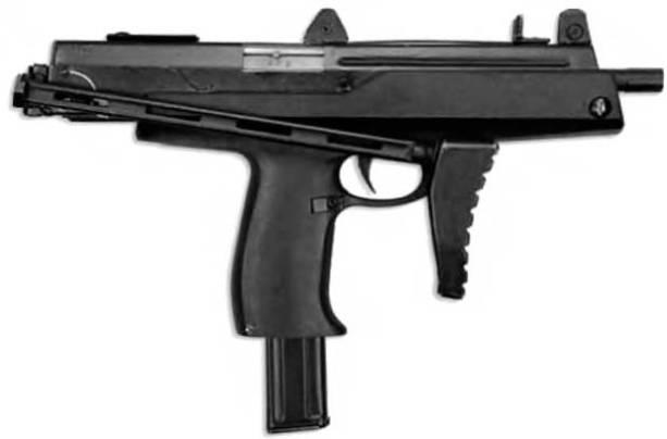 Пистолет-пулемет АЕК-918