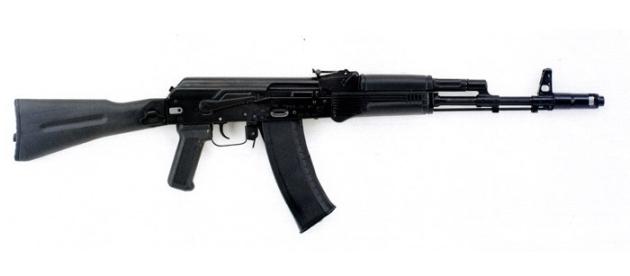 Автомат Калашникова модернизированный АК 74М